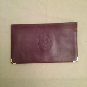Rare Vintage Cartier Wallet